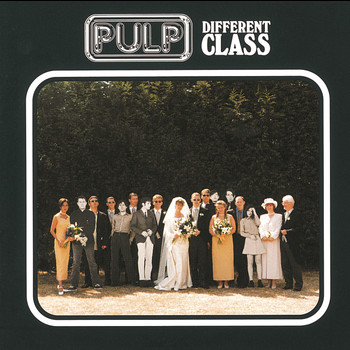 Pulp - Different Class / Deluxe Edition (2CD)