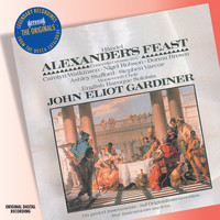 Donna Brown - Handel: Alexander's Feast