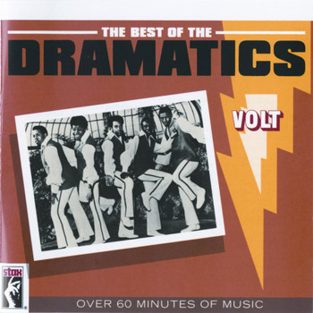 The Dramatics - The Best Of The Dramatics (Remastered)