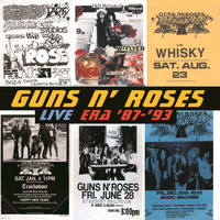 Guns N' Roses - Live Era '87-'93 (Explicit)