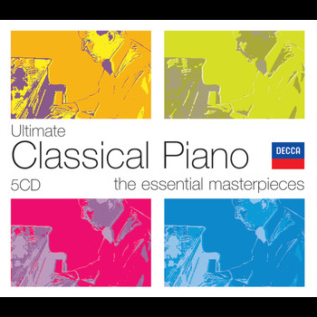 Various Artists - Ultimate Piano Classics