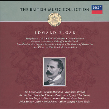 Various Artists - Elgar: Orchestral Works/Dream of Gerontius etc
