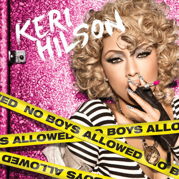 Keri Hilson - No Boys Allowed (Deluxe)