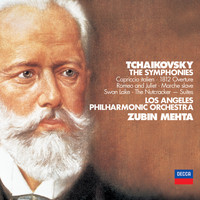 Los Angeles Philharmonic - Tchaikovsky: The Symphonies