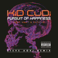 Kid Cudi / MGMT / Ratatat - Pursuit Of Happiness (Extended Steve Aoki Remix (Explicit))