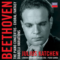 Julius Katchen - Beethoven: The Piano Concertos etc