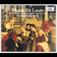 Konrad Ragossnig - Works For Lute