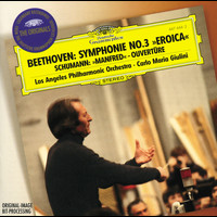 "Los Angeles Philharmonic - Beethoven: Symphony No.3 ""Eroica"" / Schumann: Manfred Overture"