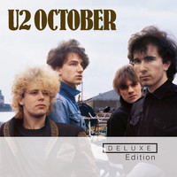 U2 - October (Deluxe Edition Remastered)