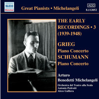 Arturo Benedetti Michelangeli - Arturo Benedetti Michelangeli: Early Recordings, Vol. 3 (1939-1942)