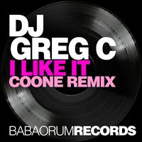 Dj Greg C - I Like It