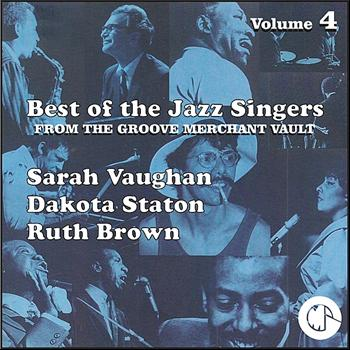 Sarah Vaughan - The Best of the Jazz Singers From the Groove Merchant Vaults 4