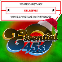 Del Reeves - White Christmas (Digital 45)