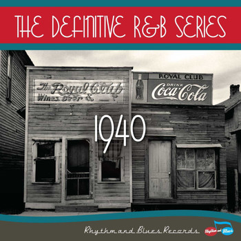 Various Artists - The Definitive R&B Series – 1940