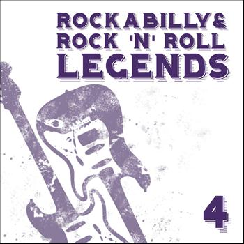 Various Artists - Rockabilly & Rock´n´Roll Legends 4