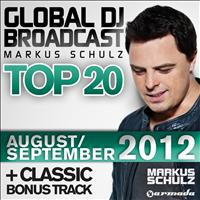 Markus Schulz - Global DJ Broadcast Top 20 - August/September 2012
