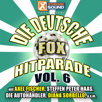 Various - Die deutsche Fox Hitparade Vol. 6