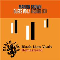Marion Brown - Duets Vol. 1