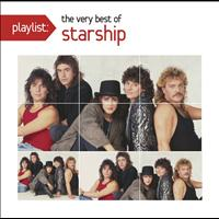 Starship - Playlist: The Very Best Of Starship