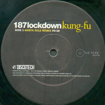 187 Lockdown - Kung Fu (Nosta 2012 remix)