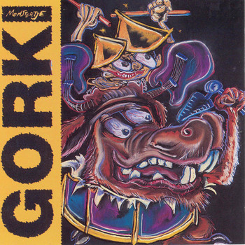 Gorki - Monstertje