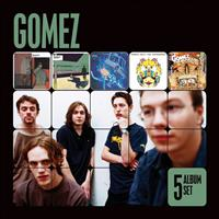 Gomez - 5 Album Set