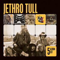 Jethro Tull - 5 Album Set (Remastered) [Aqualung/A Passion Play/Minstrel in the Gallery/Too Old to Rock N Roll/Songs from the Wood]
