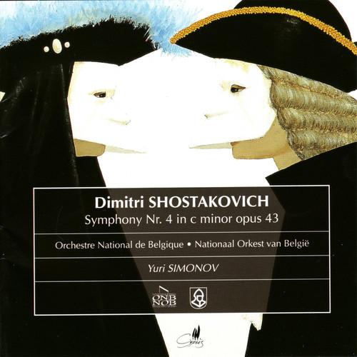 Nationaal Orkest van Belgié MP3 Album Shostakovich: Symphony No. 4 in C Minor Op. 43