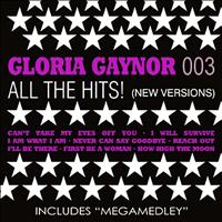 Gloria Gaynor - All the Hits! (New Versions 003)
