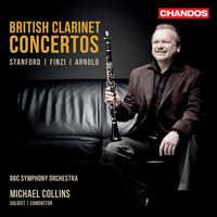 Michael Collins - British Clarinet Concertos