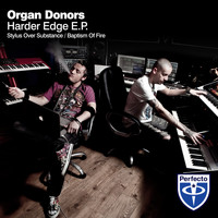 Organ Donors - Harder Edge E.P.