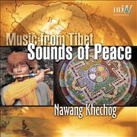 Nawang Khechog - Music From Tibet - Sounds of Peace