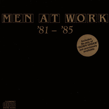 Men At Work - The Works