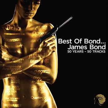 Various Artists - Best of Bond...James Bond 50 Years - 50 Tracks