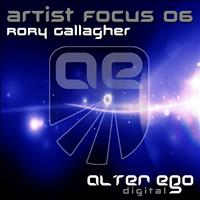 Rory Gallagher - Artist Focus 06