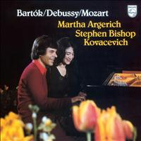 Martha Argerich - Bartók, Debussy, Mozart - Music For 2 Pianos