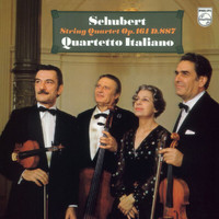 Quartetto Italiano - Schubert: String Quartet Op.161, D887