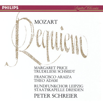 Margaret Price - Mozart: Requiem