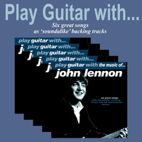 The Backing Tracks - Play Guitar with the Music of John Lennon