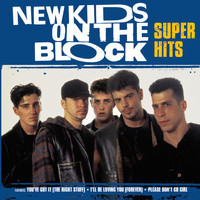 New Kids On The Block - Super Hits