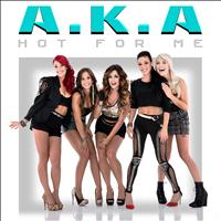 A.K.A. - Hot for Me - Single