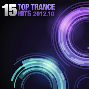 Various Artists - 15 Top Trance Hits 2012-10