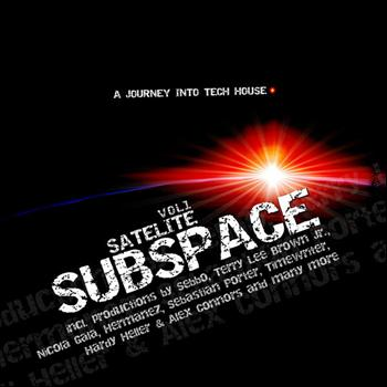Various Artists - Satelite Subspace