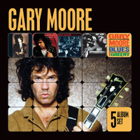 Gary Moore - 5 Album Set (Remastered) (Run for Cover/After the War/Still Got the Blues/After Hours/Blues for Greeny)