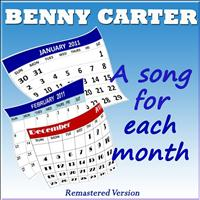 Benny Carter - Benny Carter: A Song for Each Month