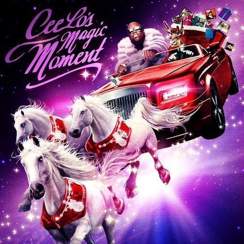 CeeLo Green MP3 Album CeeLo's Magic Moment