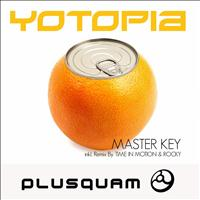 Yotopia - Master Key - Single