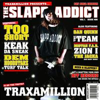 Traxamillion - The Slapp Addict (Clean)