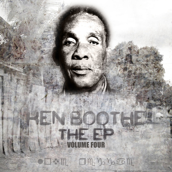Ken Boothe - THE EP Vol 4