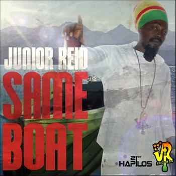 Junior Reid - Same Boat - Single